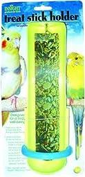 JW Pet Company Insight Treat Stick Holder Bird Accessory