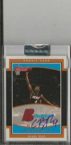 Caron Butler Autographed Jersey - 2002 Bowman RC #SECBU for sale  Delivered anywhere in USA