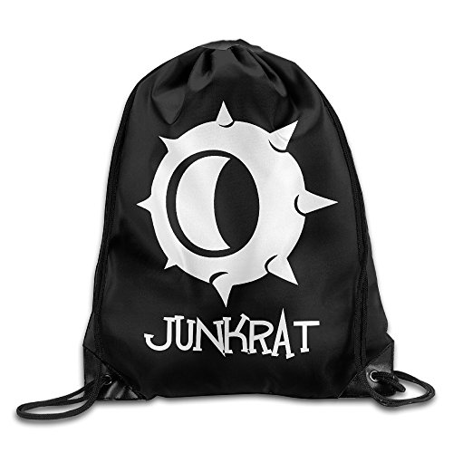 [CEDAEI Junkrat Skill Over First-person Shooter Video Game Watch Drawstring Bags Baseball White Backpack Sport Bag For Men & Women School Travel Backpack For Teens] (Parrot Costume Female)