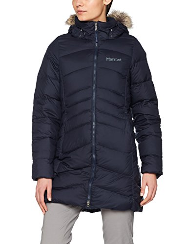 Marmot Women's Montreal Coat Midnight Navy Outerwear (Midnight Blue Coat)