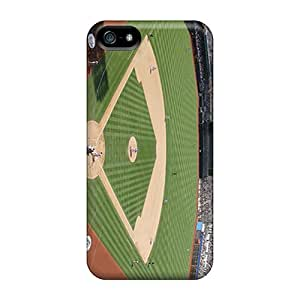 LauraFuchs Iphone 5/5s Shock-Absorbing Cell-phone Hard Cover Provide Private Custom Vivid San Diego Padres Skin [TrS9479DzqA]
