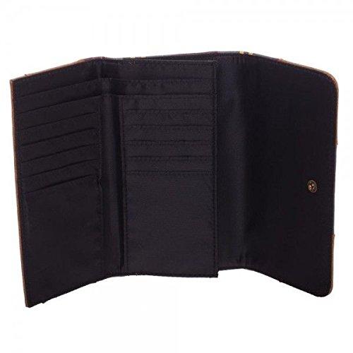 Ufficialmente autorizzato Ladies Harry Potter Hogwarts patch borsa