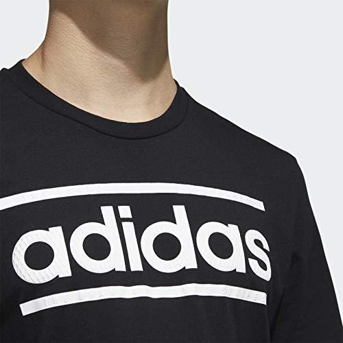 adidas Men's Linear Logo Graphic T-Shirt 6