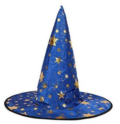 ultimo sconto data di rilascio vende josep. H stella a cinque punte Halloween strega cappello ...