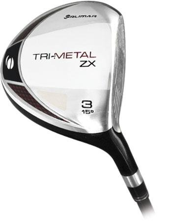 Orlimar Trimetal ZX Stainless Maraging Face 3 Wood (Senior, Right Handed, Aldila Graphite), Outdoor Stuffs