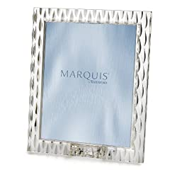 Marquis by Waterford 152021 8-Inch by 10-Inch Frame, Portrait