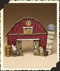 (Boyds Bears Ol' MacDonald's Barn... The School Play Retired 24200)