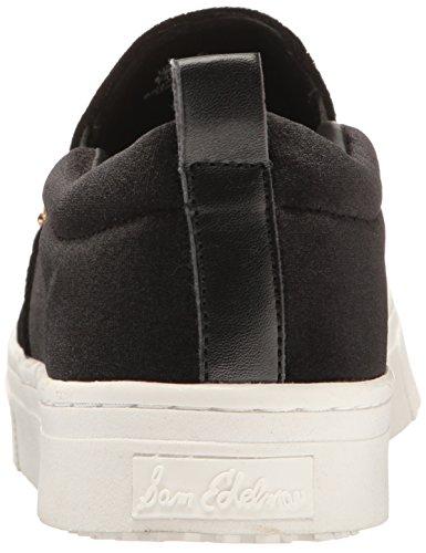 Women's Velvet Black Sneaker Leila Edelman Sam 2 vUOZZq