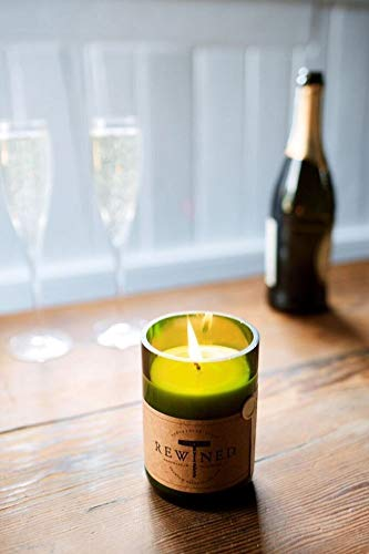 (Rewined Champagne Candle)