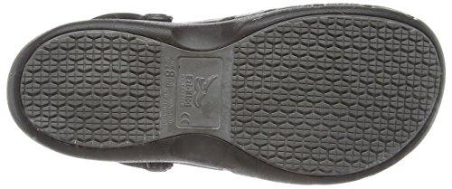 Toffeln Eziklog Unisex-Erwachsene Sicherheitsschuhe, Schwarz (Schwarz) - Größe: 36 EU ( 3 UK )