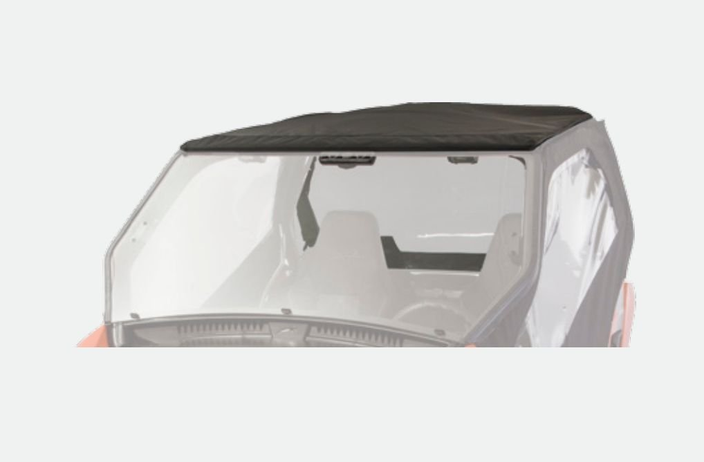 Arctic Cat 1436-992 Wildcat Trail/Sport Soft Roof with Back Panel by Arctic Cat