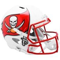 $39 » Tampa Bay Buccaneers Bucs Matte White Riddell Speed Mini Football Helmet - New in Riddell Box