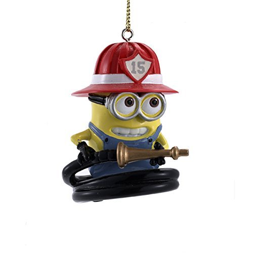 Kurt Adler Despicable Me Fire Hose Christmas Ornament