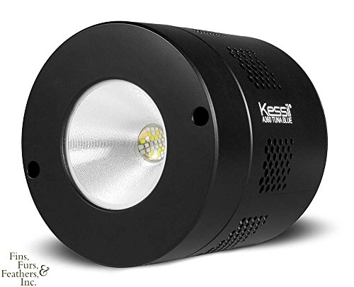 Kessil A360WE Controllable LED Aquarium Light, Tuna Blue by Kessil