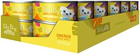 Dog Food: Tiki Dog Aloha Petites