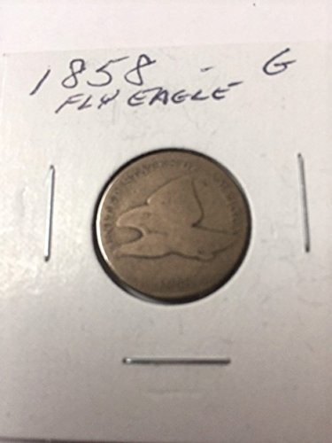 - 1857-1858 Flying Eagle Indian Cent G/VG