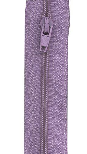 Sullivans Make-A-Zipper Kit, 5-1/2-Yard, Purple