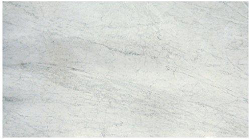 dal-tile m701361u- baldosas de mármol blanco de Carrara afilar