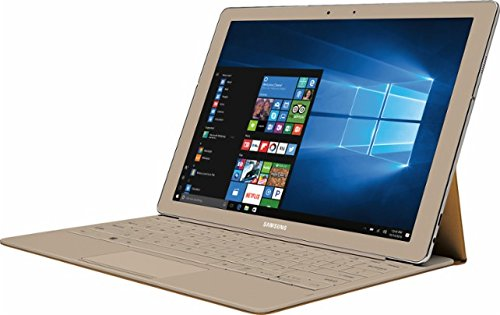 Newest Samsung - Galaxy TabPro S 2-in-1 12'' Full HD+ Touchscreen Super AMOLED Flagship High Performance Tablet PC| Intel Core m3-6Y30| 8GB RAM| 256GB SSD| HDMI| Rear-facing Camera| Windows 10 by Samsung (Image #3)