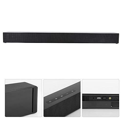 40W Hig-Power TV Soundbar, Fiber Optical HDMI Bluetooth Speaker, for PC for Home Theater for Computer