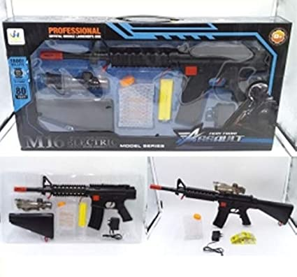 Brunte Toy Gun with Accessories for Kids with New Design for Kids
