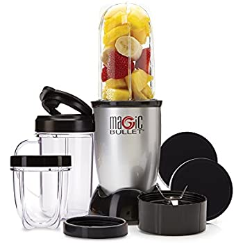 Amazon.com: Magic Bullet Blender, Small, Silver, 11 Piece