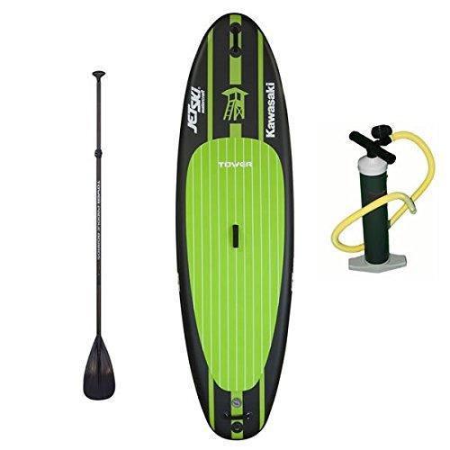 Kawasaki Jet Ski Watercraft Edition Inflatable Paddle Board]()