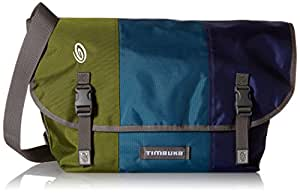 Timbuk2 Classic Messenger Bag - Extra Small - Algae Green/Aloha Blue/Night Blue