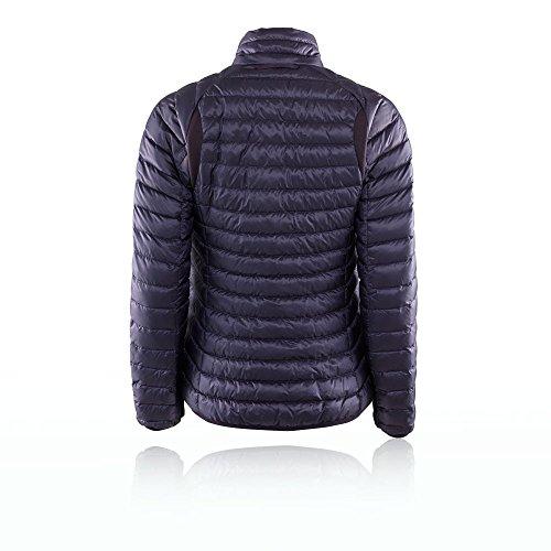 Hooded One Black Long Jacket Sleeve Women's Haglöfs Size Purple P5wqZZ