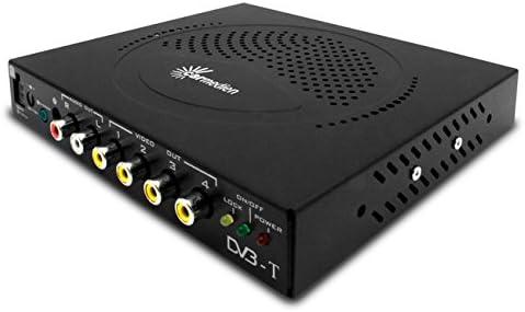 Carmedien automática DVB-T Sintonizador de TV DVB422 12 V ...