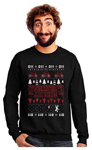 Tstars Merry Christmas The Upside Down Ugly Christmas...