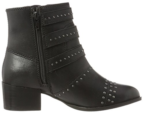 Pepe Jeans Waterloo Rock, Stivali Donna nero