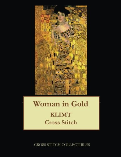 Woman in Gold: Klimt Cross -