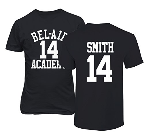 The Fresh Prince Of Bel Air Academy Will Smith Basketball Men's T Shirt (Fresh Prince Of Bel Air Halloween)