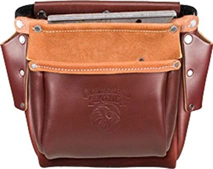 Occidental Leather 9922 Iron Worker's Leather Bolt Bag w/Outer Bag