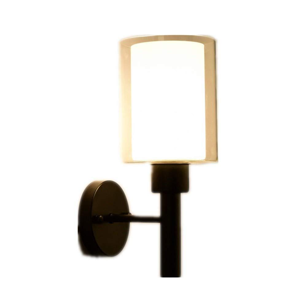 Led-lampen Fein Nordic Led Wand Leuchtet Retro Wind Eisen Loft Wand Lampe Schlafzimmer Nacht Korridor Wandleuchter Lampen Licht Dekoration Beleuchtung