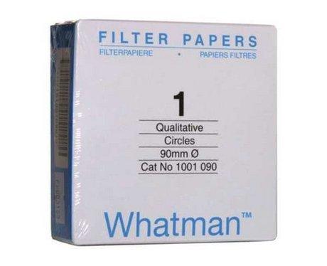 Whatman 1001-090 Whatman 1001-090 Qualitative Filter Papers; 9.0 cm Diameter; Pore Size, 11 µ (Pack of 100) by Whatman