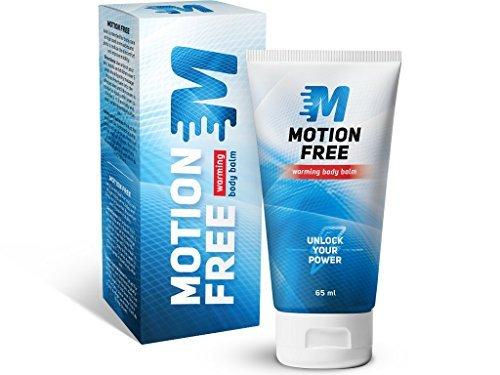 2+1 Motion Free mantiene las articulaciones flexibles, el bálsamo de calentamiento, los músculos con exceso de trabajo: Amazon.es: Salud y cuidado personal