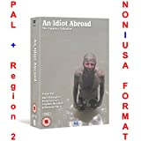 idiot abroad season 3 - An Idiot Abroad - Complete Series 1-3 Collection (Uncut British Release) [NON-U.S.A. FORMAT: PAL + REGION 2 + U.K. IMPORT] (Season 1 + 2 + 3)