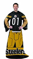 "NFL Full Body Player Adult Comfy Throw, 48"" x 71"""