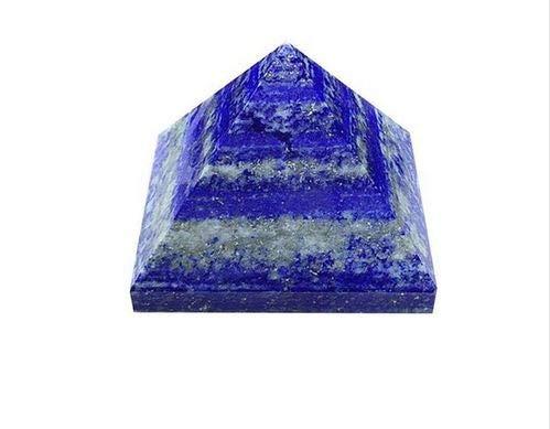 new Papilion Small 5050mm 100/% Natural Lapis Lazuli Pyramid Polished Reiki Healing Crystal Pyramid