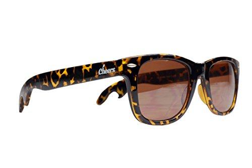 Travelers Cheers Bottle Opener Sunglasses product image