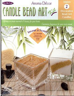 Candle bead Art Kit Aroma Decor by Life Of The Party