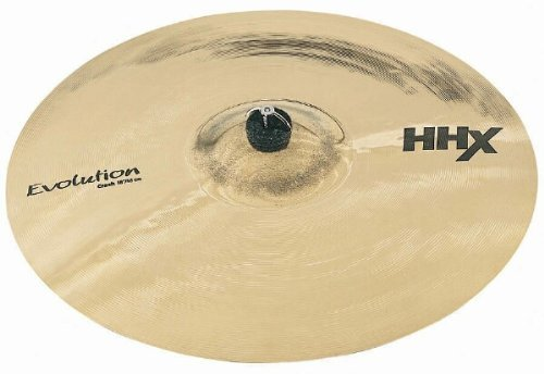 "Sabian 19"" HHX Evolution Crash Brilliant Finish, Natural,, used for sale  Delivered anywhere in USA"