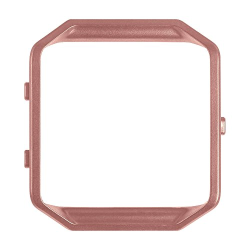 Fitbit No1seller Stainless Replacement Frame Rose