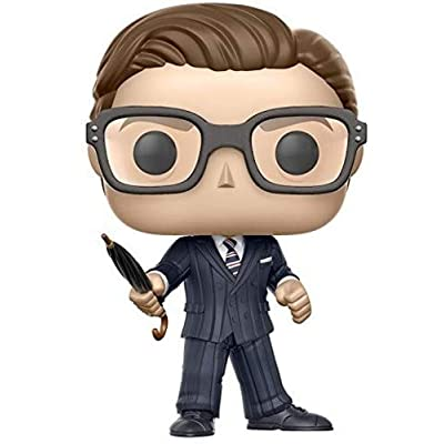Funko POP Movies Kingsman Harry Action Figure: Funko Pop! Movies:: Toys & Games