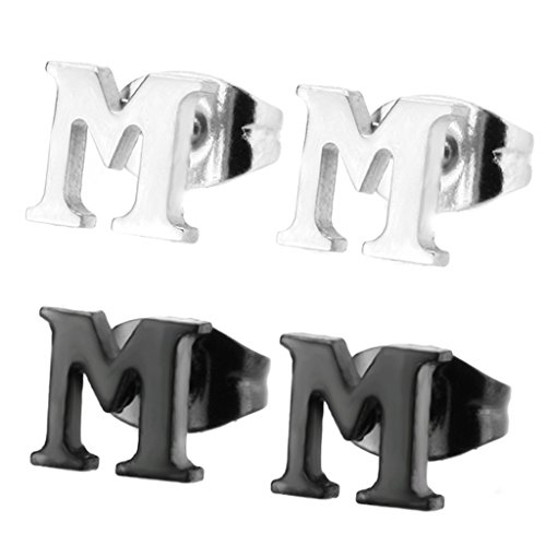 stainless steel alphabet letters - 8