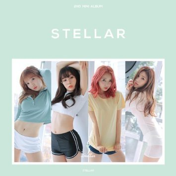 Stellar - KPOP Stellar Mini 2nd Album - Amazon com Music