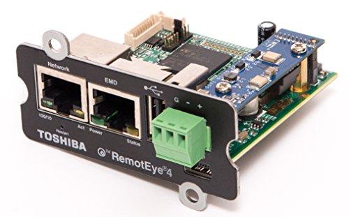 Toshiba RemotEye 4 UPS Network Card by Toshiba