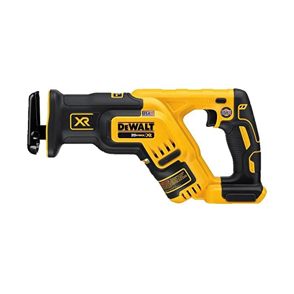 DEWALT DCS367B 20V Max XR Brushless Compact Reciprocating Saw, (Tool Only)